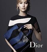 Jennifer Lawrence at Be Dior [Autumn & Winter] 2015 > Print Ads