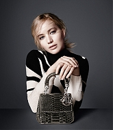 Jennifer Lawrence for 'Be Dior' Shoots