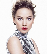 Jennifer Lawrence for Dior Addict 2015 Shoots