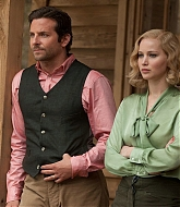 Jennifer Lawrence New Serena Stills