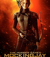 Jennifer Lawrence New Poster for Mockingjay Poster