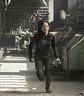 Jennifer Lawrence in Mockingjay Part 1 Stills