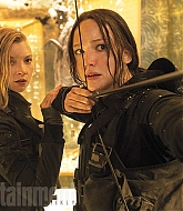 Jennifer Lawrence The Hunger Games: Mockingjay - Part 2 Stills