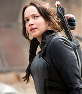 Jennifer Lawrence as Katniss Everdeen Covers Empire Magazine Scans