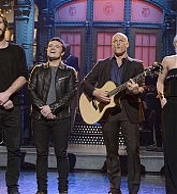 Jennifer Lawrence on Saturday Night Live on November 15, 2014